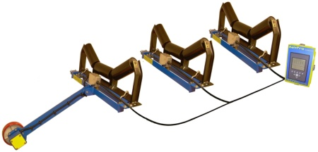 Three-Belt-Integrator