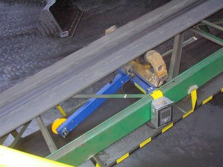 Conveyor Belt Scale