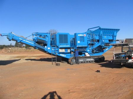 Portable Crusher - South Africa.